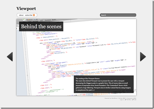viewport-frontpage