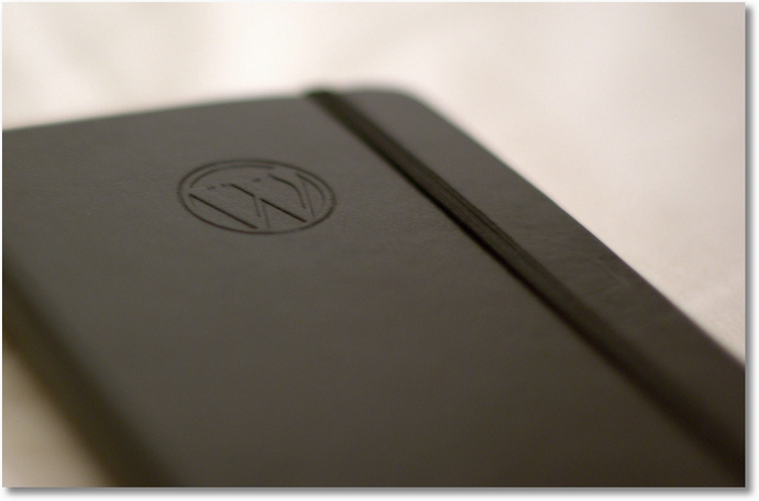 wordpress-moleskine-notizbuch