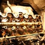 Nockenwelle und Kipphebel wechseln W124 M102