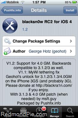 Blacksn0w RC2 Unlock