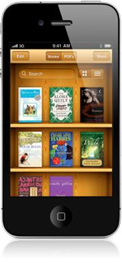 OS 4.0 iBooks