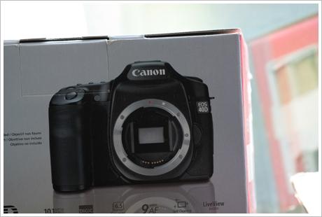 Canon-40D-OVP