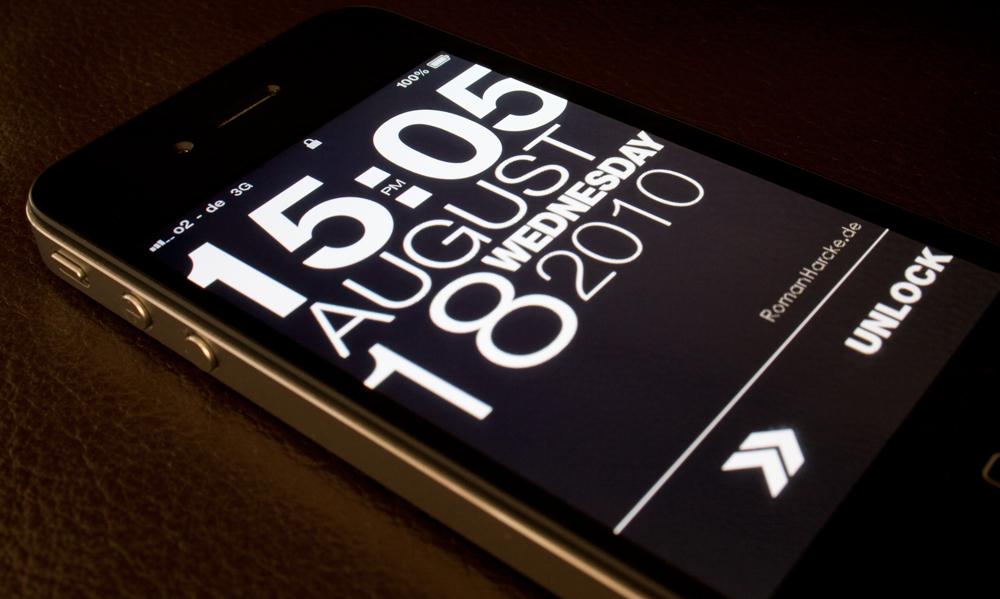 TypoPhone für iPhone 4