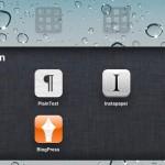 Bloggen mit dem iPad - So geht's!