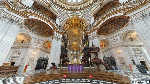 360 Panorama St Pauls Cathedral