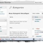 Artikel aus einer bestimmen Kategorie darstellen - WordPress