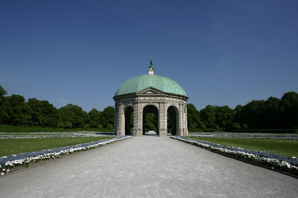 Pavillon im Hofgarten (Dianatempel)